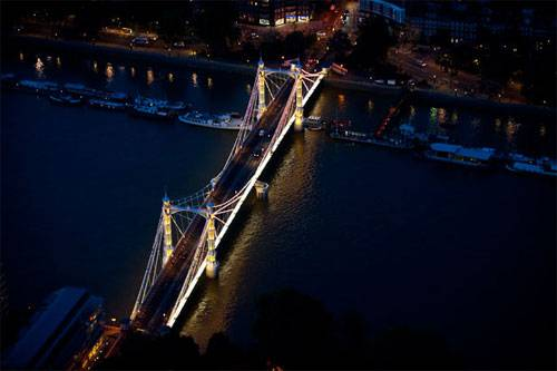 albert bridge фото
