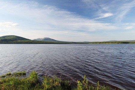Озеро Зюраткуль (Небесное)